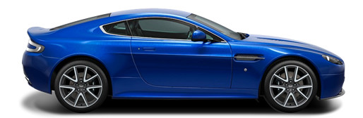 Aston Martin  Model Range