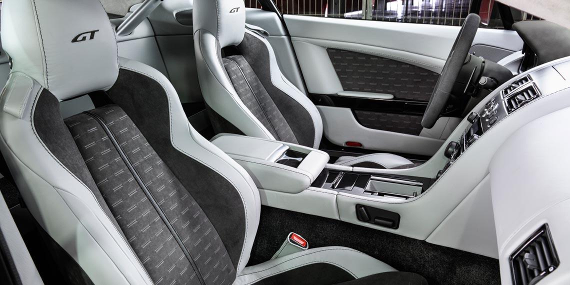 Vantage GT - 8