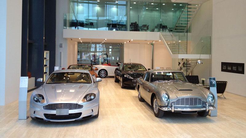 About Us Aston Martin Dubai Official Aston Martin Dealer