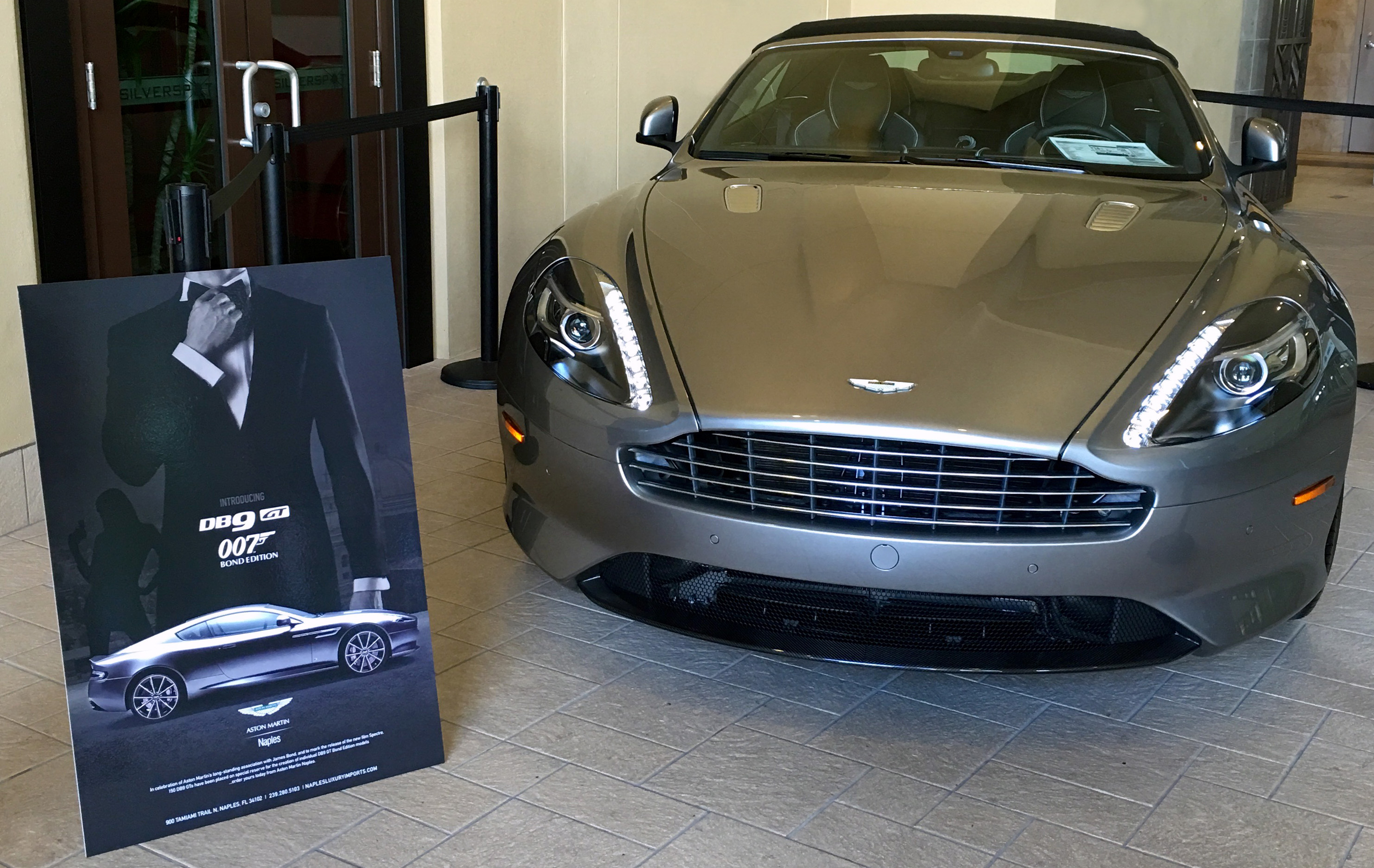 News Aston Martin Naples Official Aston Martin Dealer - Aston martin dealership florida
