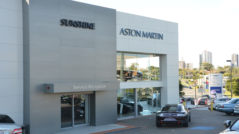 About Us Aston Martin Queensland Official Aston Martin Dealer - Aston martin dealerships