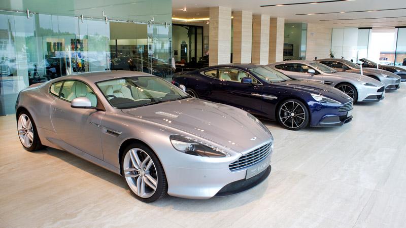 About Us | Aston Martin Singapore - Official Aston Martin Dealer