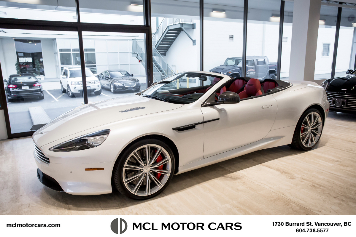 New Cars | Aston Martin Vancouver - Official Aston Martin Dealer