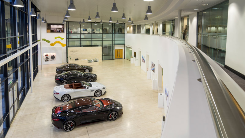 About Us Aston Martin Washington DC Official Aston Martin Dealer - Aston martin washington dc