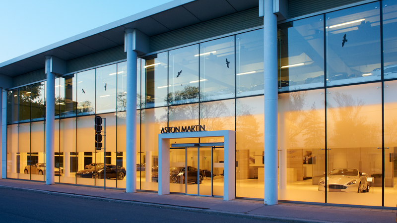 About Us Aston Martin Salzburg Official Aston Martin Dealer - Aston martin dealerships