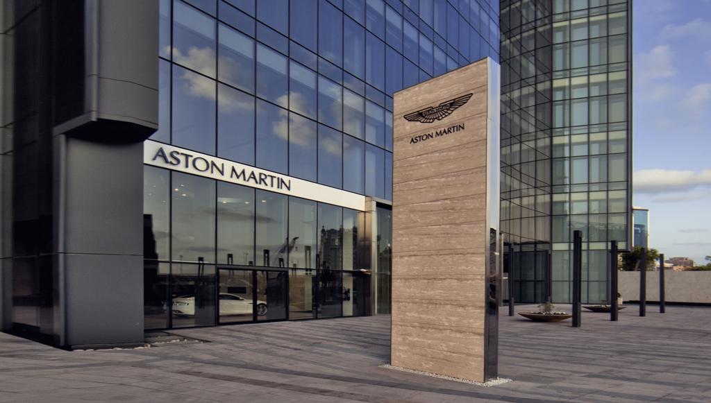Aston Martin Dubai Official Aston Martin Dealer