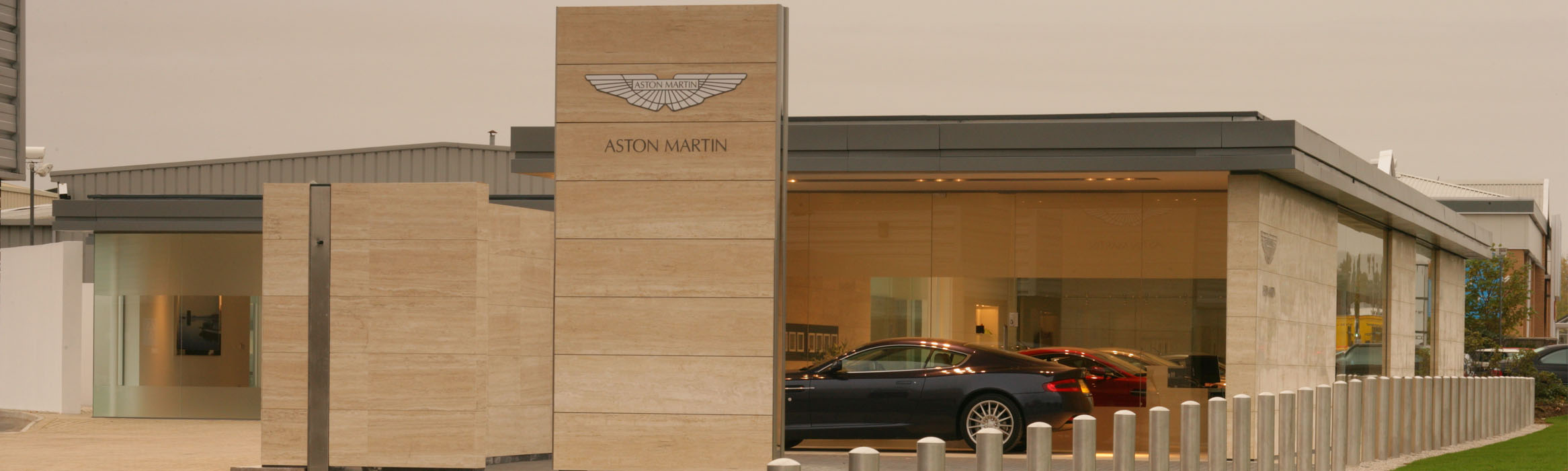 Aston Martin Cheltenham Official Aston Martin Dealer - Aston martin dealerships