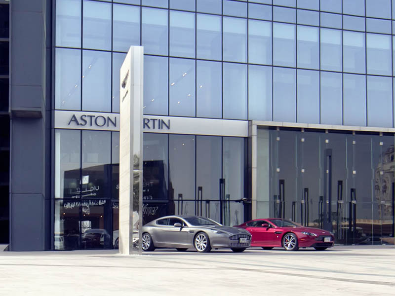 Aston Martin Dubai Official Aston Martin Dealer - Aston martin car dealers