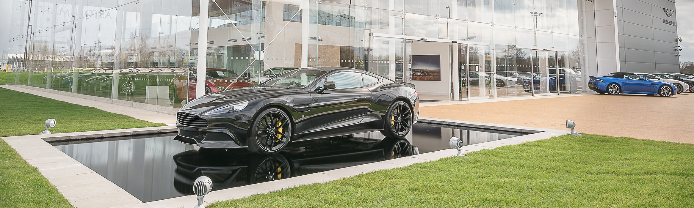 Aston Martin Newcastle