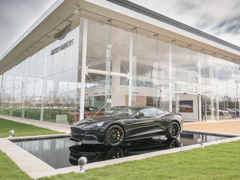 Aston Martin Newcastle Official Aston Martin Dealer - Aston martin dealers