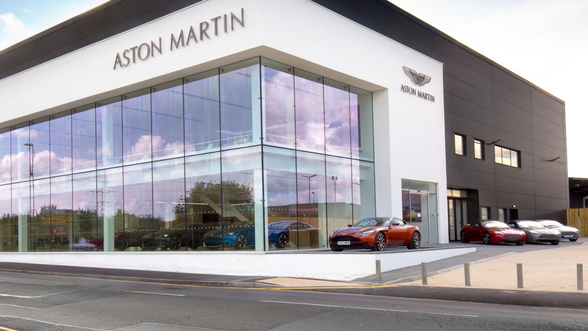 Aston Martin Nottingham