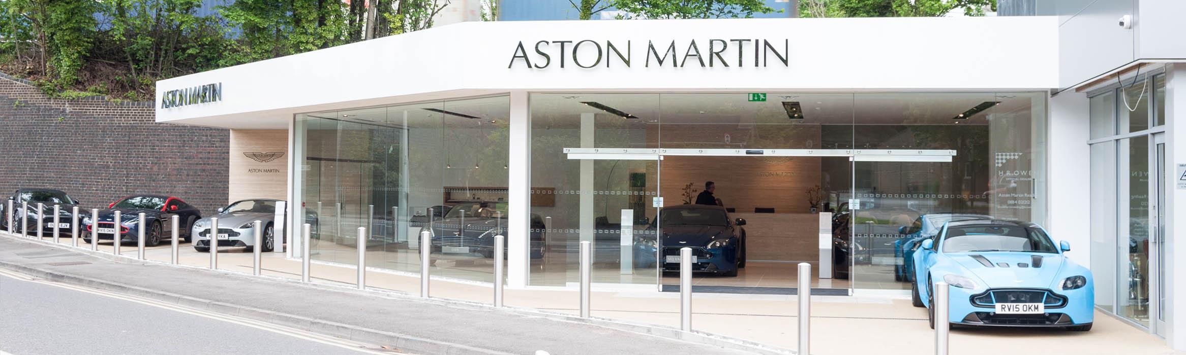 Aston Martin Reading