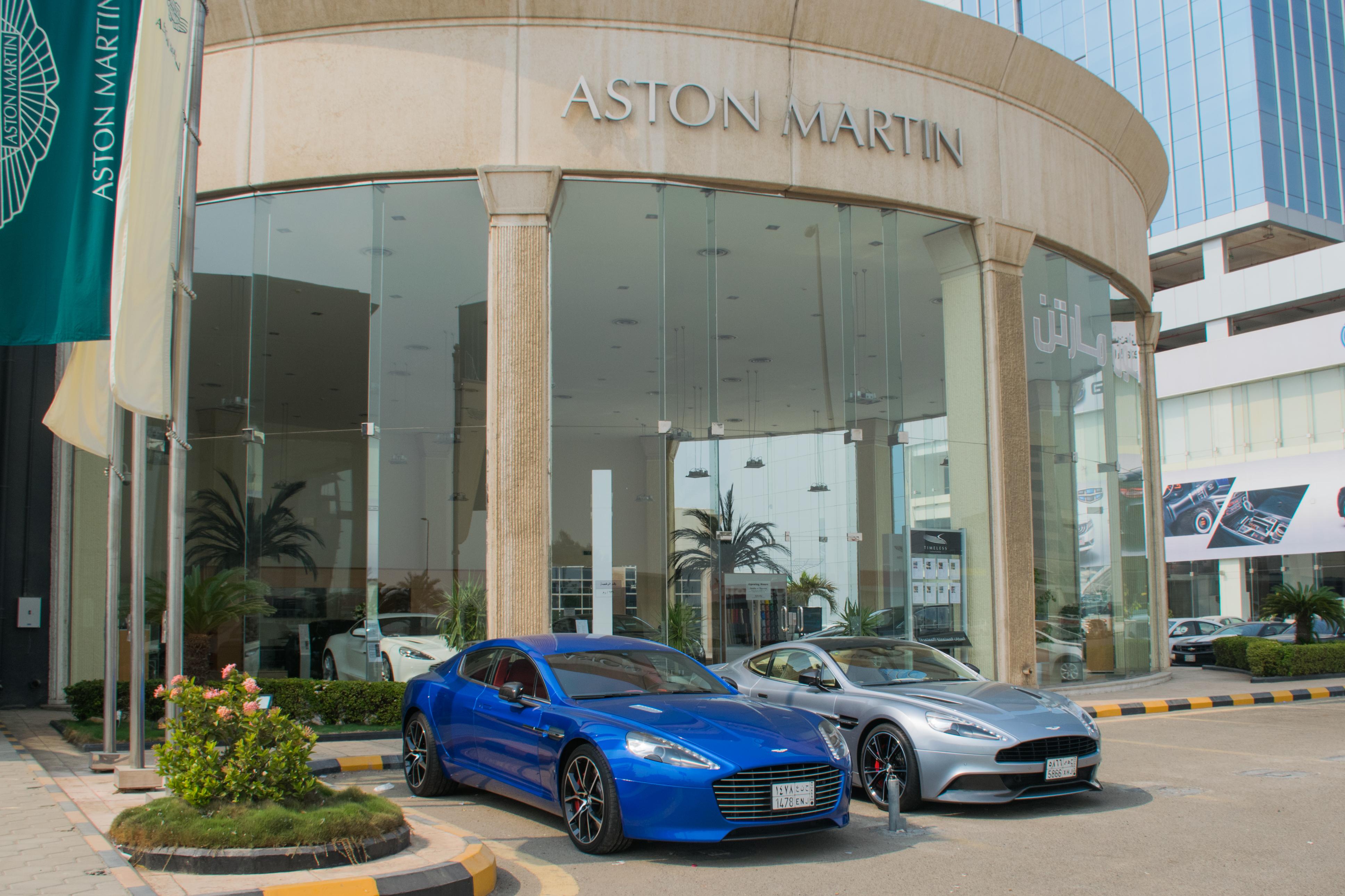 Events Aston Martin Saudi Arabia Official Aston Martin Dealer