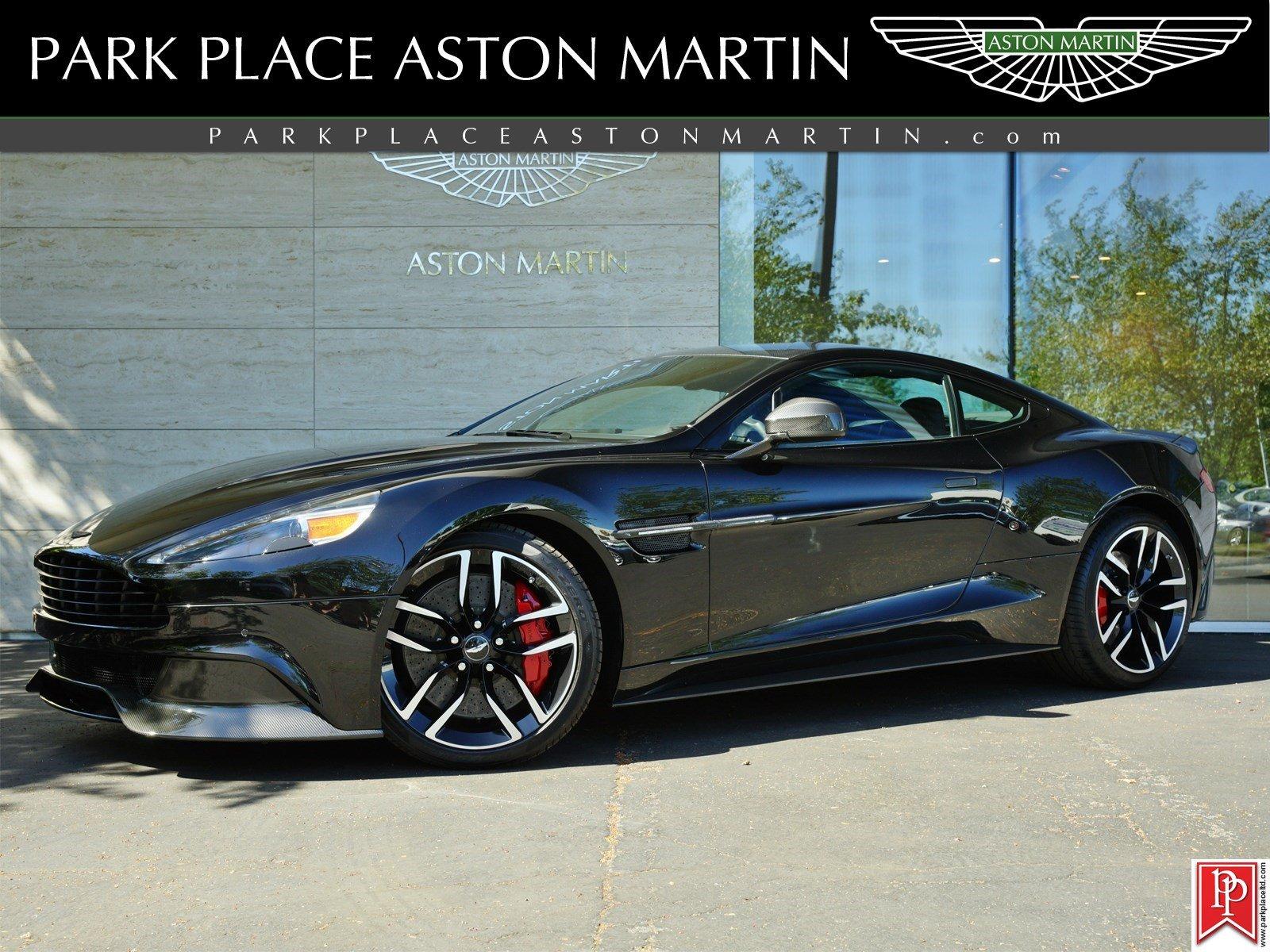 2016 Aston Martin Vanquish Carbon Edition