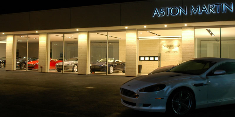 About us park place aston martin official aston martin for Park place motors bellevue