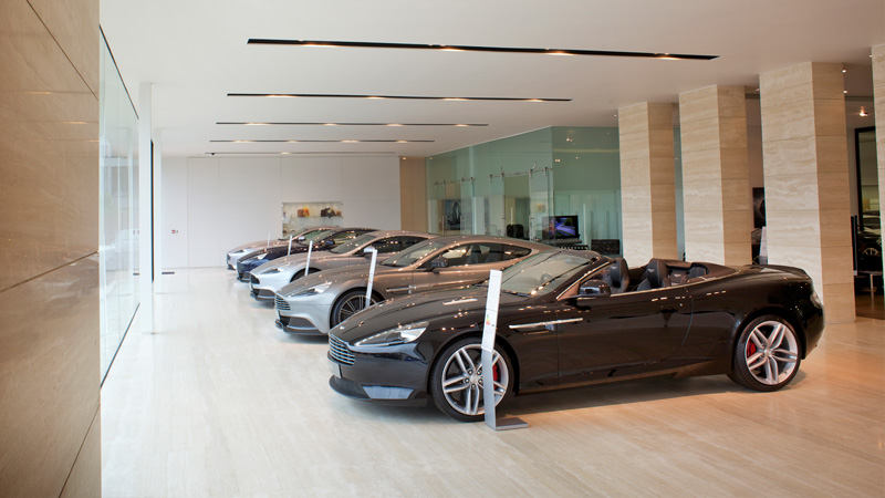 About Us Aston Martin Kunming Official Aston Martin Dealer