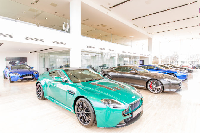 About Us Aston Martin Newcastle Official Aston Martin Dealer - Aston martin dealerships