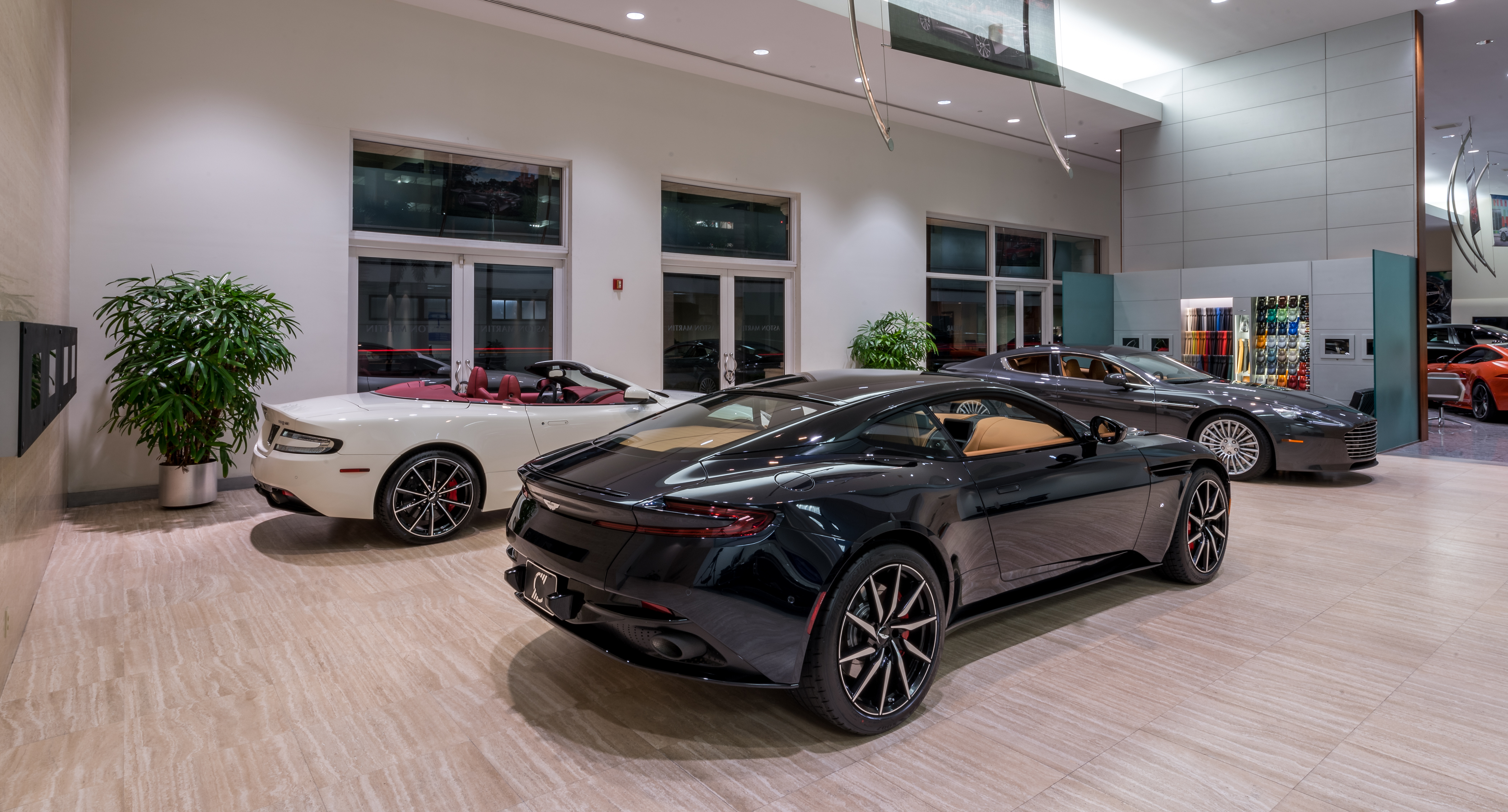 About The Collection Miamis Official Aston Martin Dealer - Aston martin dealer miami