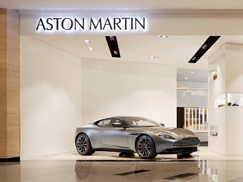 Aston Martin Abu Dhabi - Official Aston Martin Dealer