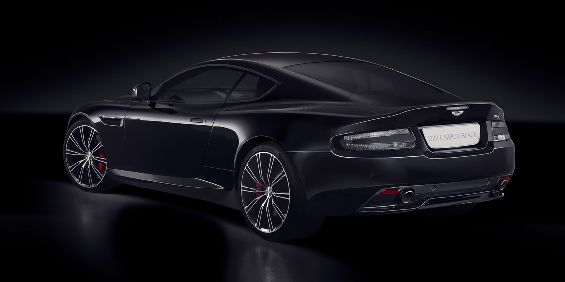 DB9 Carbon Edition - 1