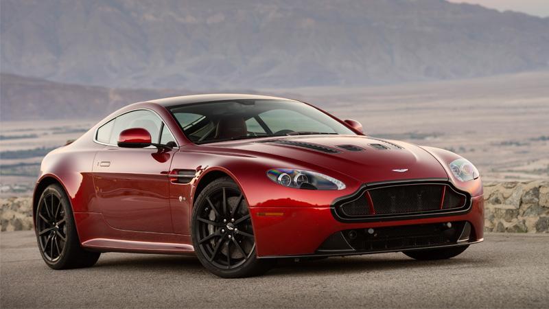 Aston Martin Contact Us Enquire