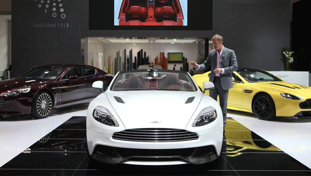 Aston Martin Singapore Official Aston Martin Dealer - Aston martin pics