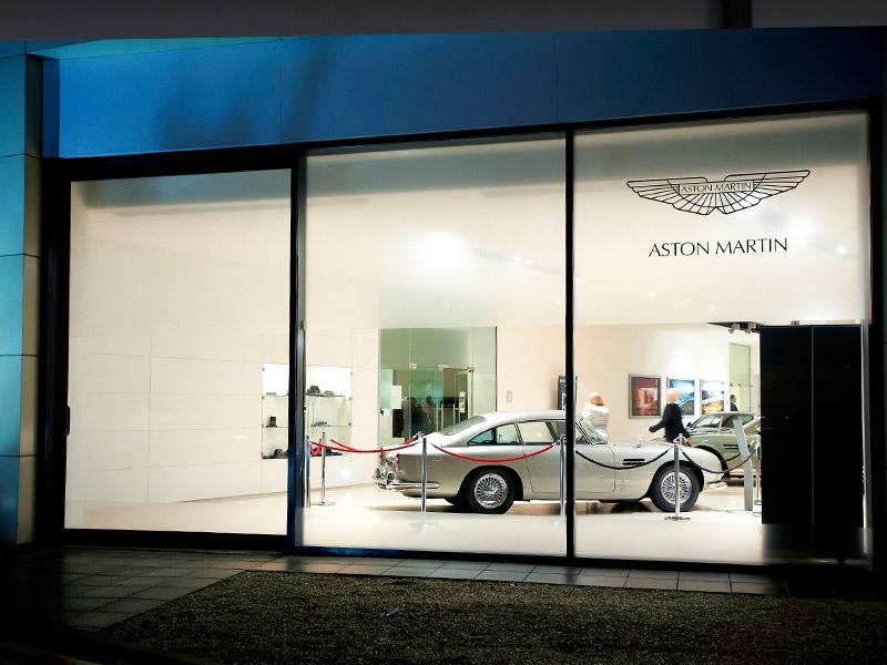 Aston Martin Leeds Official Aston Martin Dealer - Aston martin car dealers