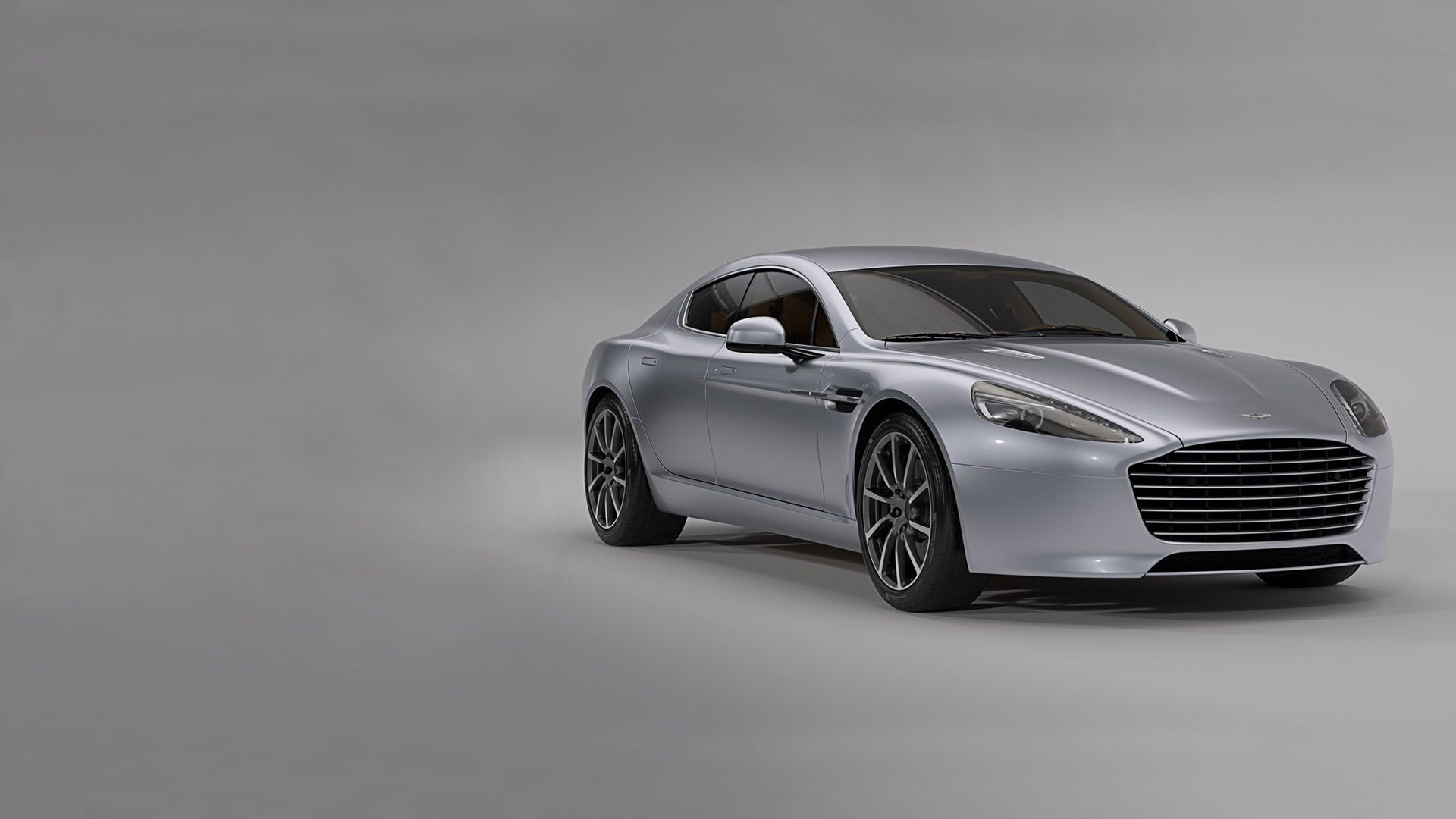 סדרת RAPIDE S SHADOW EDITION