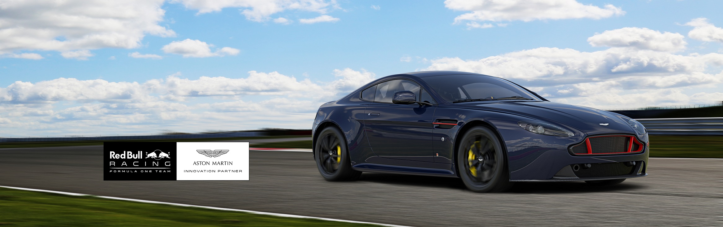 V8 VANTAGE S RED BULL RACING EDITION