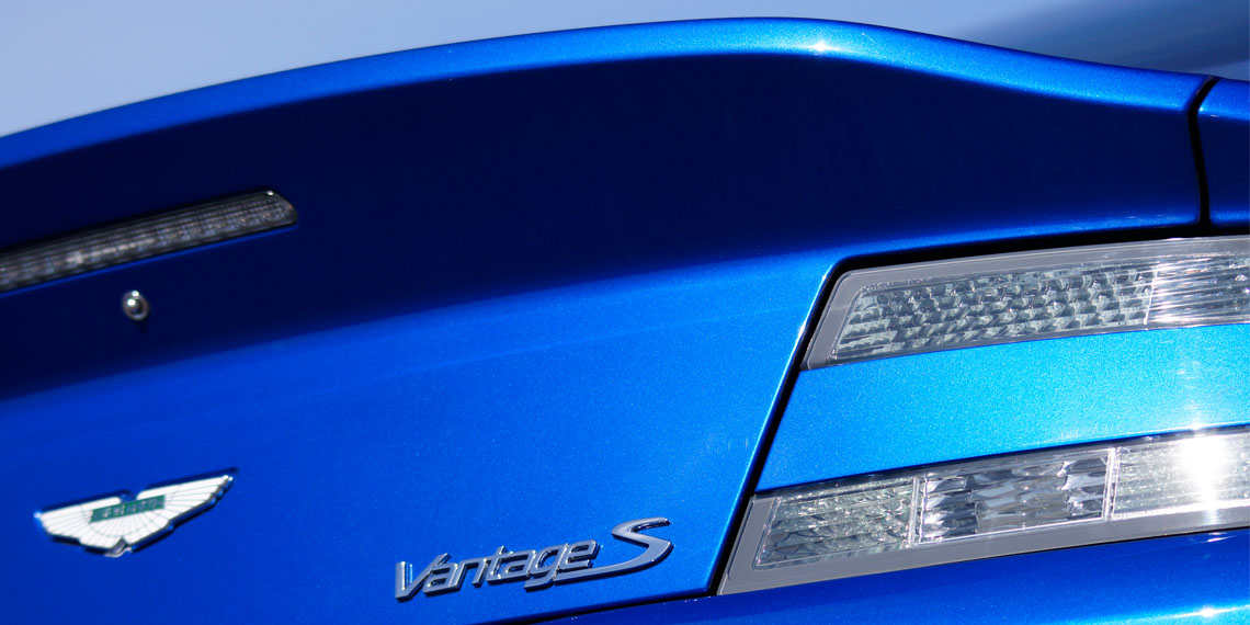 V8 Vantage S - 7