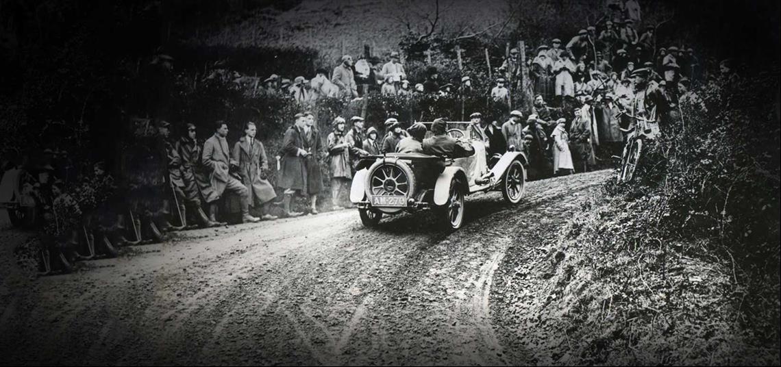 Company History 1913 - 1920