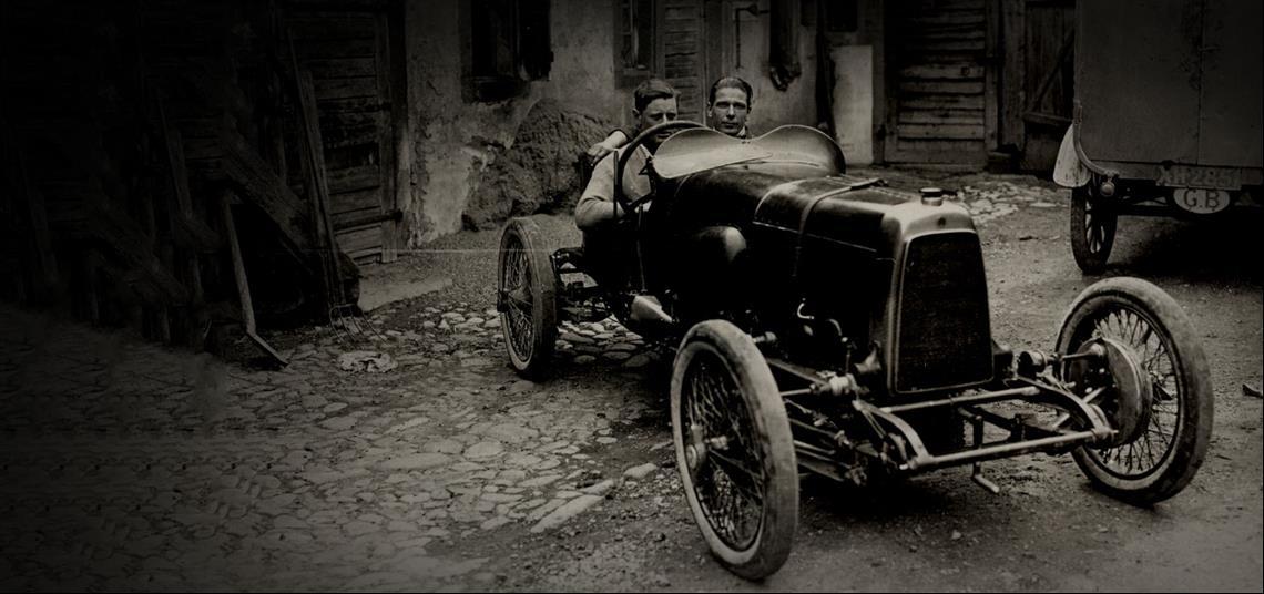 Company History 1922 - 1928