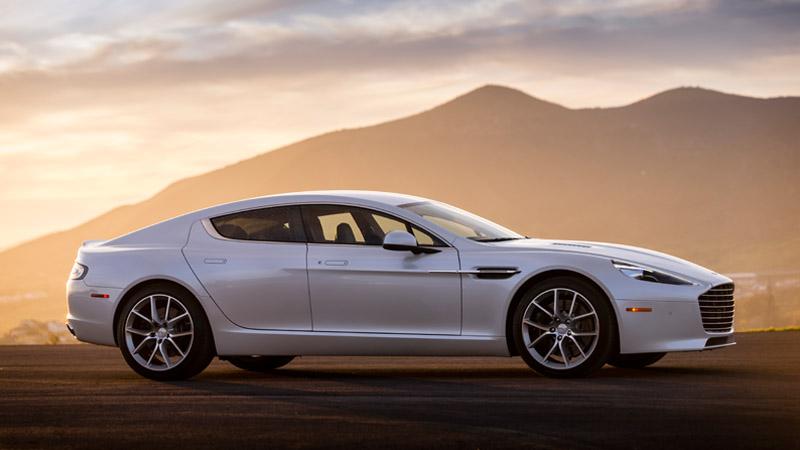 Aston Martin Rapide S - Aston martin rapid s