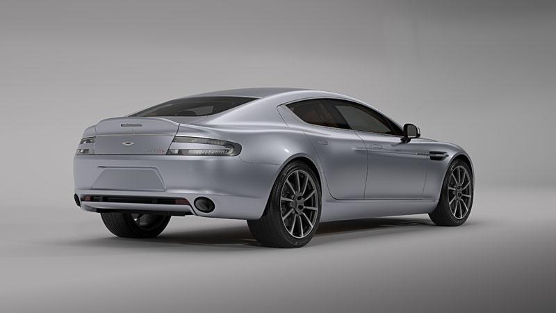 Aston Martin | Rapide S