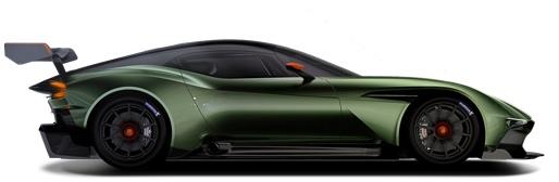 Merveilleux Aston Martin Vulcan