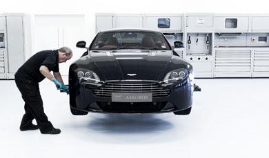 Aston Martin Ownership Servicing - Aston martin vantage maintenance