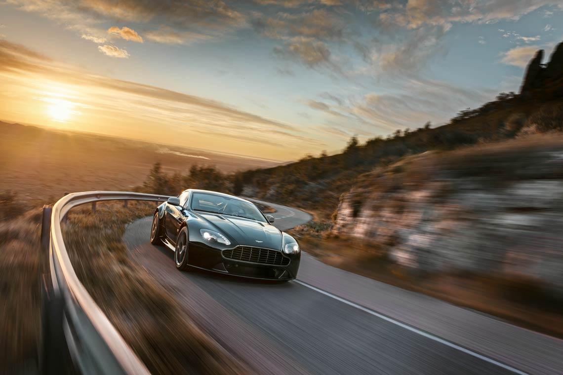 Aston Martin V Vantage N  pictures information specs