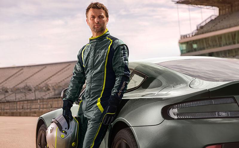 Amr Race Suit