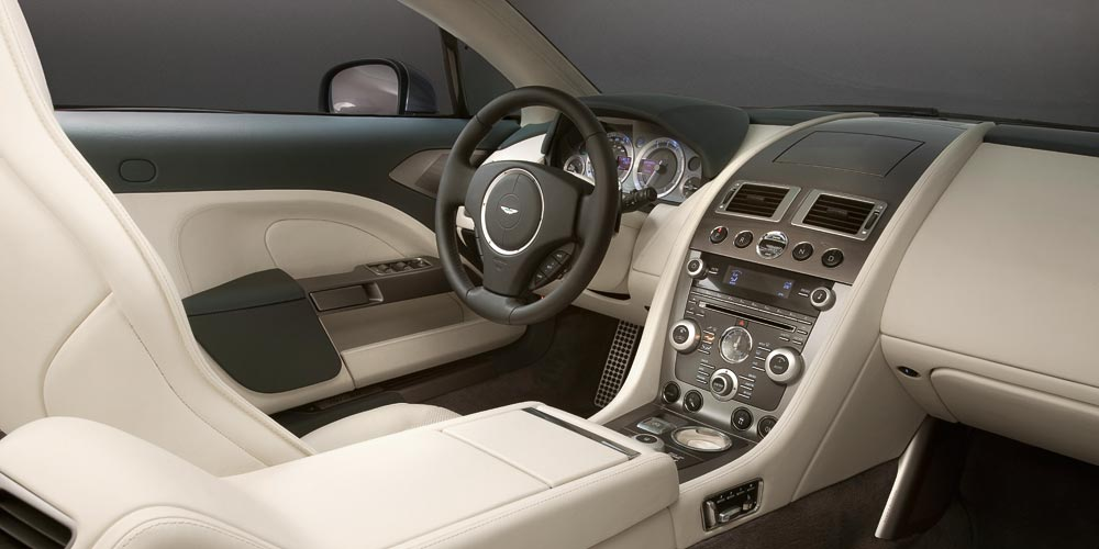Rapide Interior Accessories