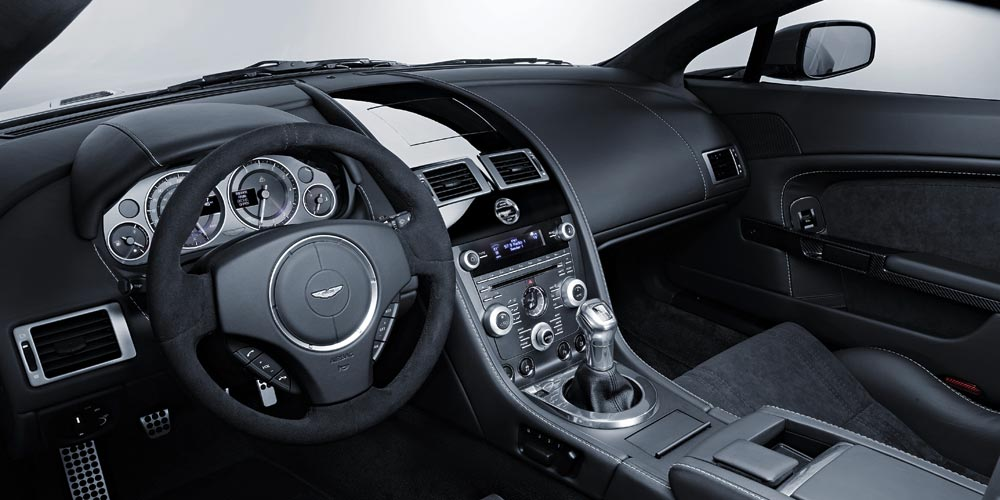 aston martin dbs volante interior. finishing touches aston martin dbs volante interior