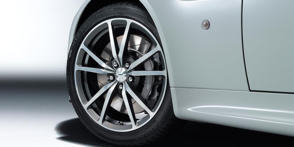 V8 Vantage Wheels