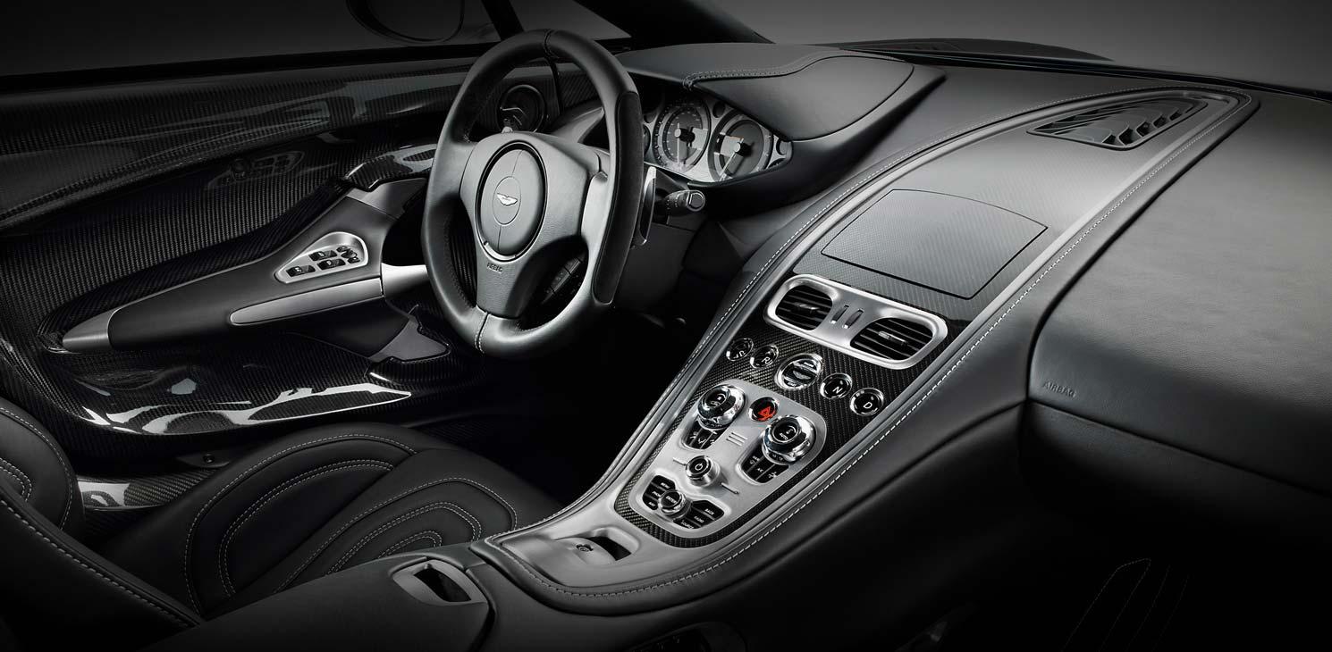 One 77 Aston Martin
