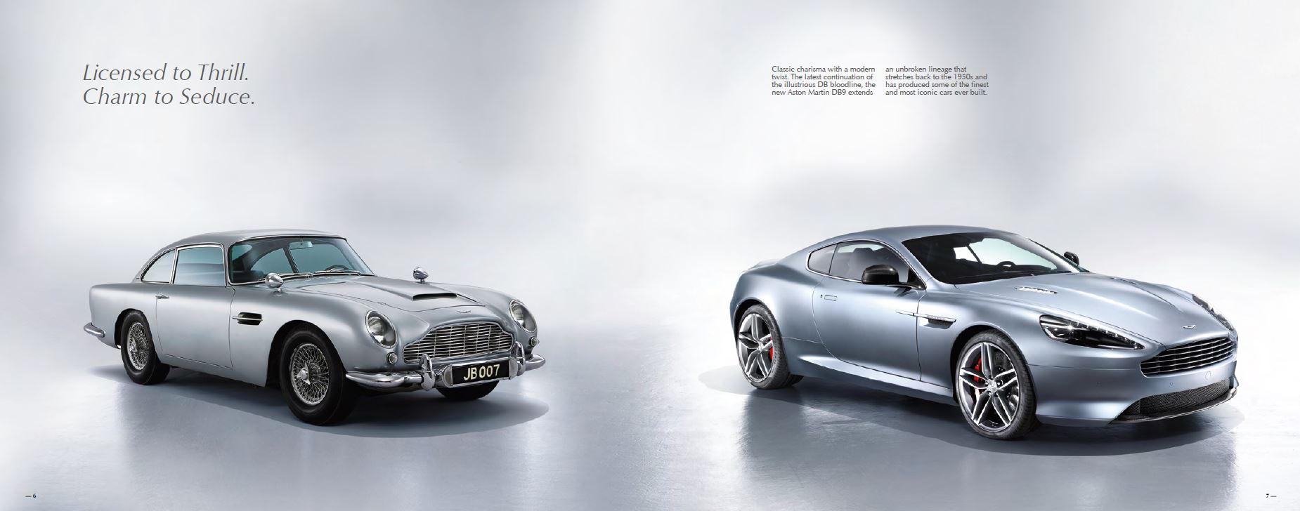 Aston Martin Db9 Overview