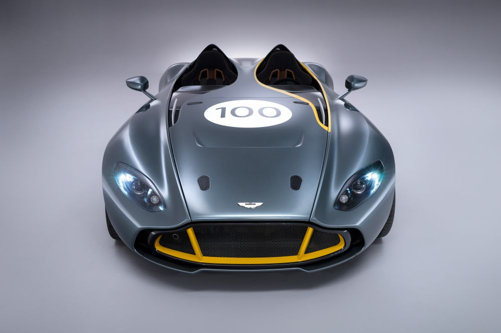 Cc100 Speedster Concept Wins Most Beautiful Concept Car Of The Year