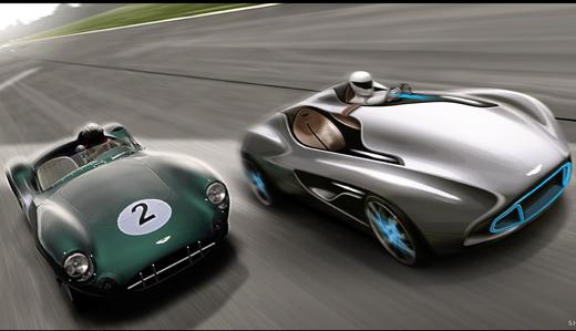 Story Aston Martin Cc100