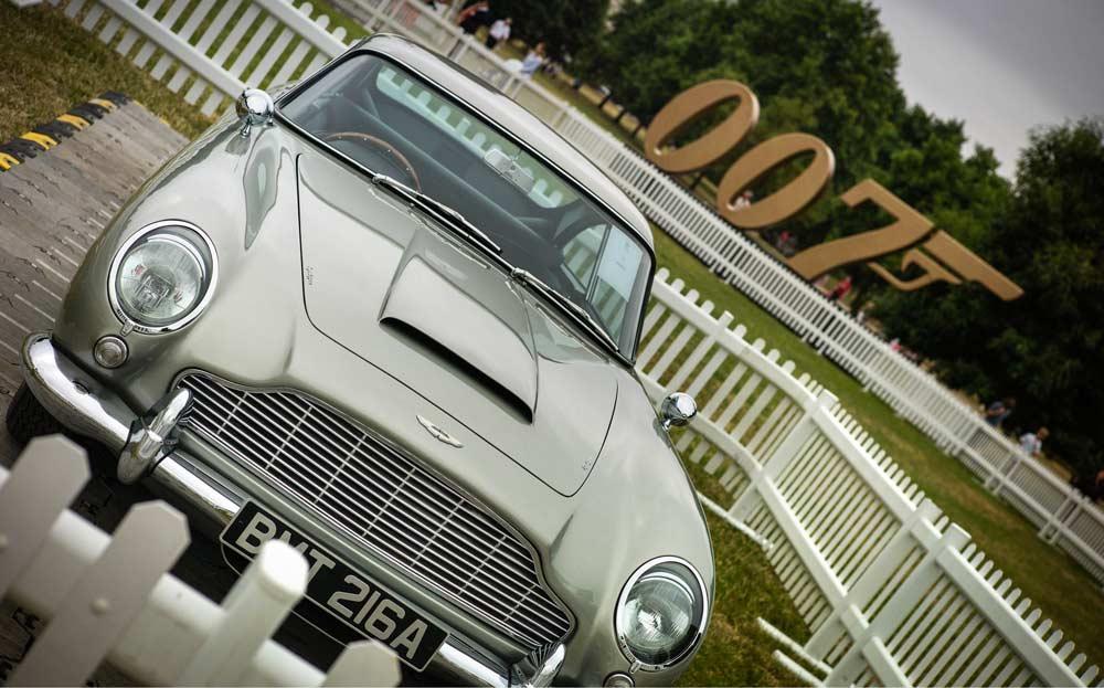Aston Martin Centenary Celebration