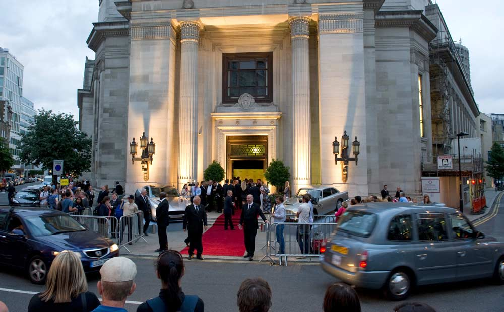Aston Martin Centenary Party