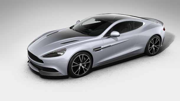Aston Martin Debuts Exclusive Centenary Edition Models