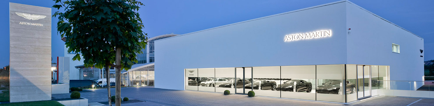 Aston Martin And Emil Frey Group Germany Give The Go Ahead For New Luxury Address In The Stuttgart Region