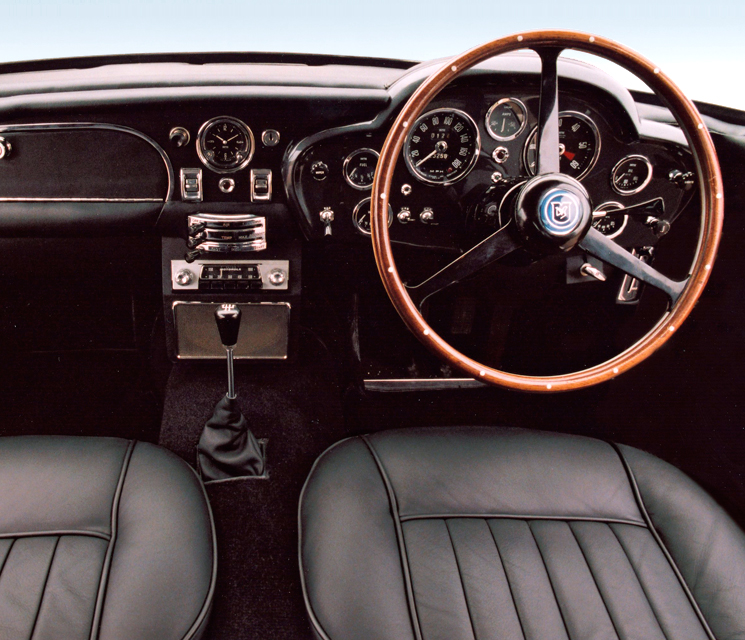 2012 Aston Martin Vantage Interior: It's My Classic Car : October 2012